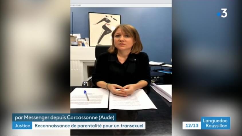 Journal France 3 Languedoc 14-11-2018