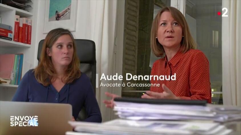 Envoyé Spécial sur France 2 le 31-01-2019